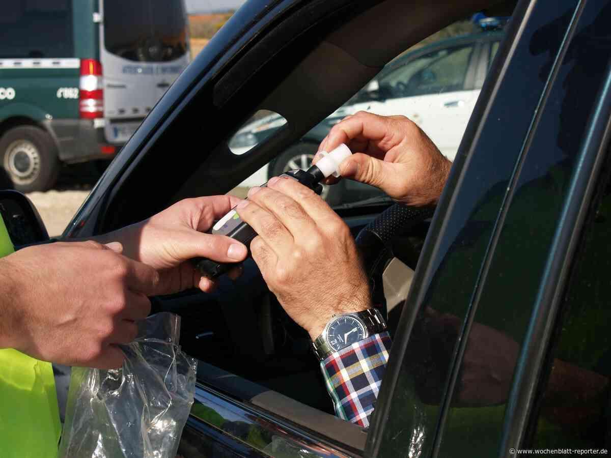 Alkoholfahrt in Konken: Beim Rückwärtsfahren anderes Auto gerammt - Wochenblatt-Reporter