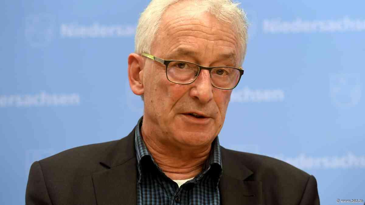Delmenhorst: Oberbürgermeister Axel Jahnz appelliert an die Bürger - BILD