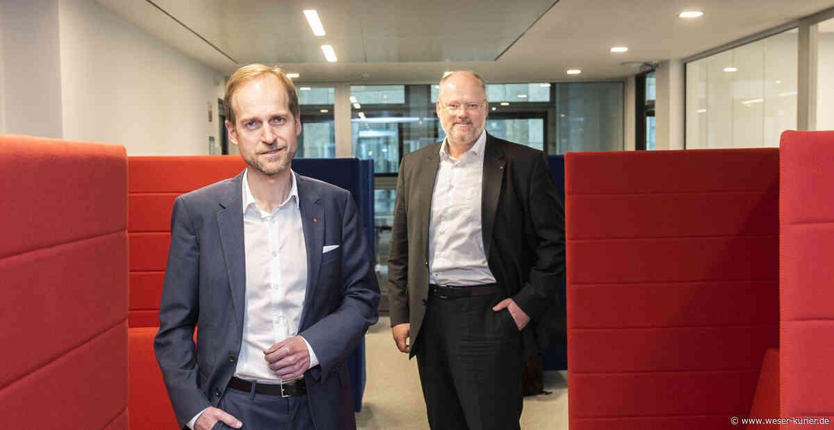 Wäschekörbeweise Anträge für die Bremer Aufbau-Bank - WESER-KURIER
