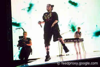 This Week's Livestreams (The Cure, Billie Eilish, Pearl Jam, Janelle Monae, Elvis Costello, more)