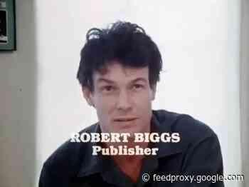 Bob Biggs, Slash Records founder, has died