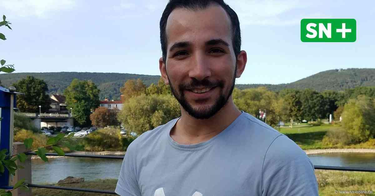 Der Syrer Wilat Hais geht in Rinteln seinen Weg - Schaumburger Nachrichten