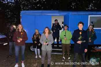 In Grenzach-Wyhlen ist ein neues Jugendparlament gewählt - Grenzach-Wyhlen - Badische Zeitung