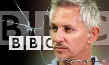 Gary Lineker's BBC job under threat from new candidate – 'Go and eat crisps for a living' - Express