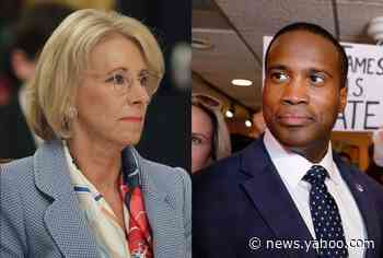 Michigan Republican fundraised at DeVos family home while trying to downplay financial ties