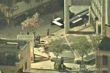 Paramount shooting: Police open fire on sexual assault suspect at Hollywood studios