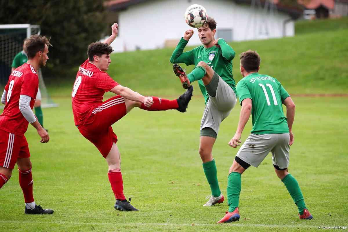 Fußball-Bildergalerie: Kreisliga Allgäu Süd: TSV Altusried gewinnt gegen TSV Betzigau mit 3:2 - Altusried - all-in.de - Das Allgäu Online!