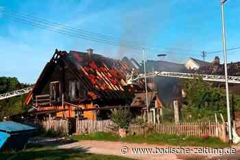 Stresstestwochenende für die Feuerwehr in Offenburg und Schutterwald - Oberkirch - Badische Zeitung