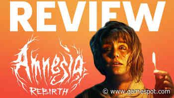 Amnesia: Rebirth Video Review
