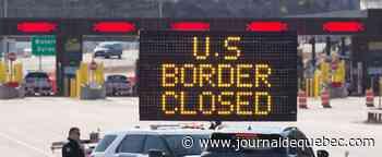 La frontière Canada/États-Unis restera fermée jusqu'au 21 novembre