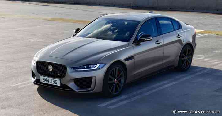 2021 Jaguar XE price and specs: Jag's mid-sizer goes all-wheel drive