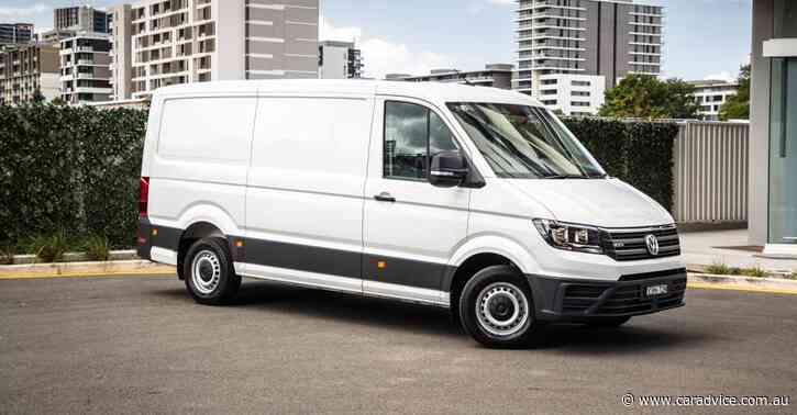 2019-2020 Volkswagen Crafter van recalled for faulty window fitment