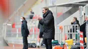 Daniel Farke: What we have to improve is our effectiveness