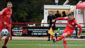 Ever-improving Larne are still a work in progress, claims captain Hughes after seeing off Swifts