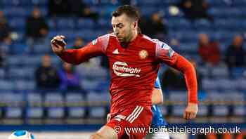 Murray hits the ground running to ensure derby delight for Portadown on their return to the top flight
