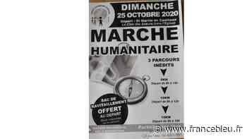"""St Chamond Espoir organise """"Sa Marche Humanitaire"""" dimanche 25 octobre 2020 à st Martin en Coailleux. - France Bleu"""