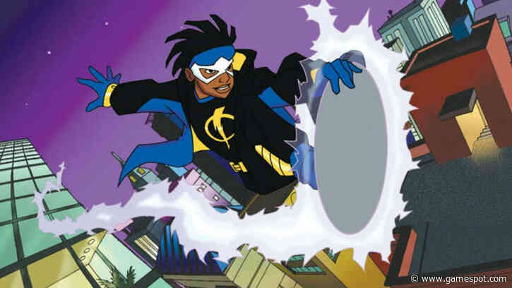 DC's Static Shock Movie On The Way From Black Panther Actor?