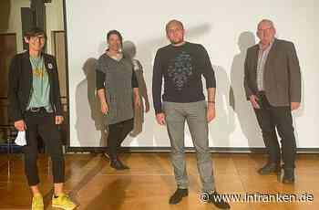 Neues Führungs-Duo beim Grünen-Kreisverband Lichtenfels