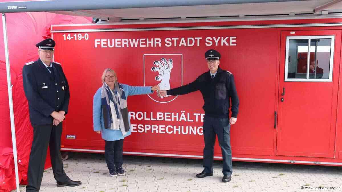 Win-Win-Situation für Stadt und Feuerwehr - kreiszeitung.de