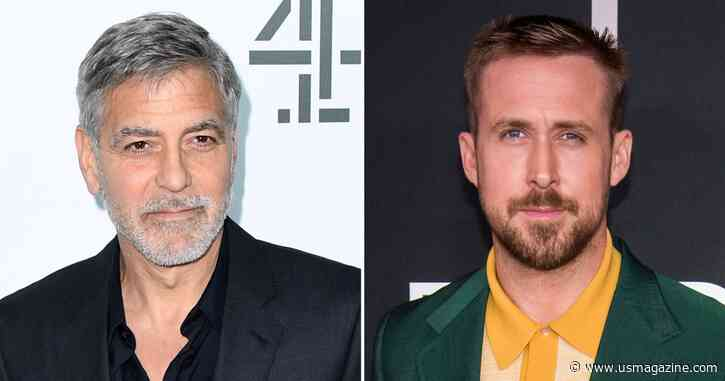 George Clooney Nearly Played Ryan Gosling's Character Noah in 'The Notebook'