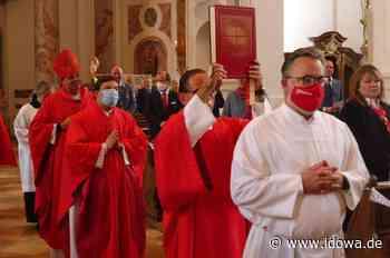 Osterhofen: Breinbauer zum Diakon geweiht - Deggendorf - idowa