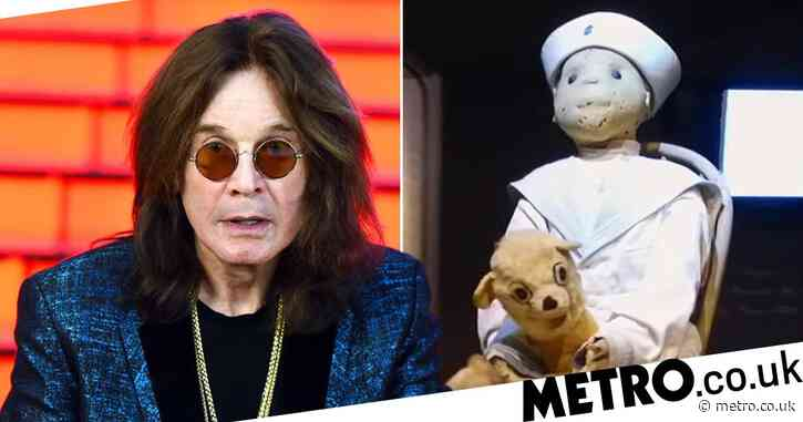 Ozzy Osbourne blames year of bad luck on creepy 'haunted' doll he tried to blow up: 'Not him again!'