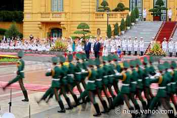 Japan to export defense tech to Vietnam under new agreement