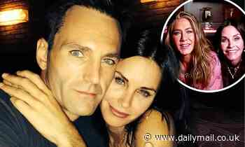 Courteney Cox, 56, hasn't seen her fiance, 44, for over 200 days
