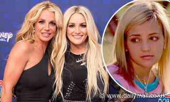 Britney Spears' younger sister Jamie Lynn Spears announces Zoey 101 reunion