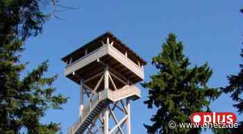 Das ist die Höhe im Landkreis Tirschenreuth: 20 Jahre Oberpfalzturm - Onetz.de