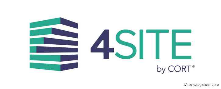 CORT Business Services Launches 4SITE(TM) Sensor Technology Platform to Optimize Workspaces and Enhance Employee Safety