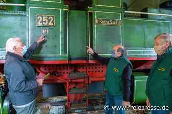 Rollbockbahn geht in die Winterpause - Freie Presse