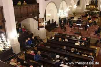 Streichkonzert lockt über 100 Besucher - Freie Presse
