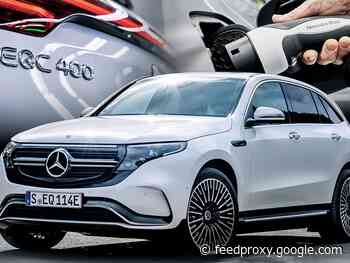 Mercedes adds AMG, Maybach EVs to meet emissions targets