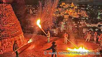 Altensteig (Württ.): An Heiligabend fällteine Tradition aus
