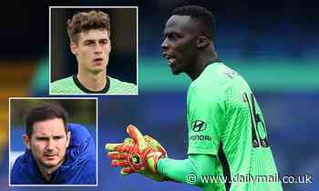 Chelsea goalkeeper Edouard Mendy 'could make shock early return from injury against Sevilla'