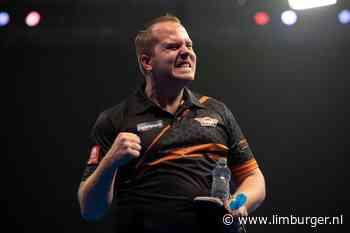 Van Duijvenbode zet sensationele opmars voort met plek in finale World Grand Prix - limburger.nl