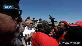 """Südafrika: Einige singen """"Tötet den Buren"""" - WELT"""