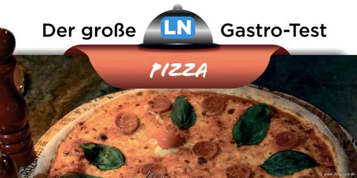 Der große LN-Gastro-Test: Wo gibt's die beste Pizza im Norden? - Lübecker Nachrichten