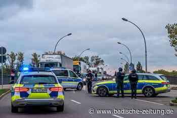 Nach Schießerei in Straßburg war die Grenze in Kehl vorsorglich für zwei Stunden dicht - Offenburg - Badische Zeitung