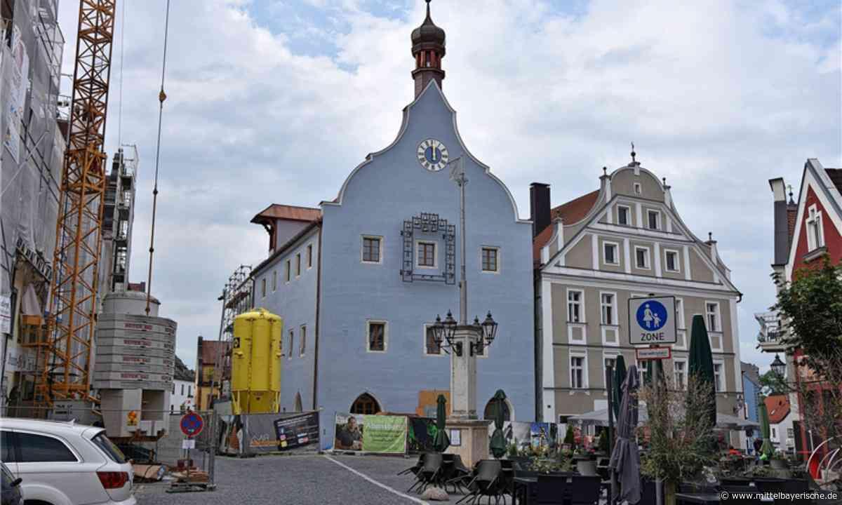 Die Stadtverwaltung Abensberg zieht um - Region Kelheim - Nachrichten - Mittelbayerische