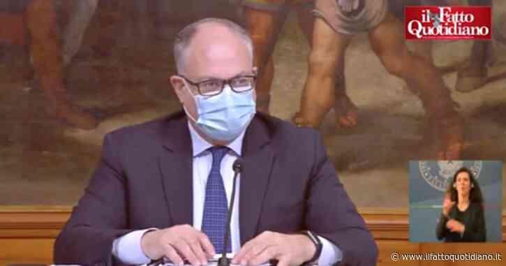"""Mes, Gualtieri: """"Risorse per paesi in deficit di liquidità, l'Italia ora non lo è. Non sarebbero 37 miliardi in più per la sanità"""""""