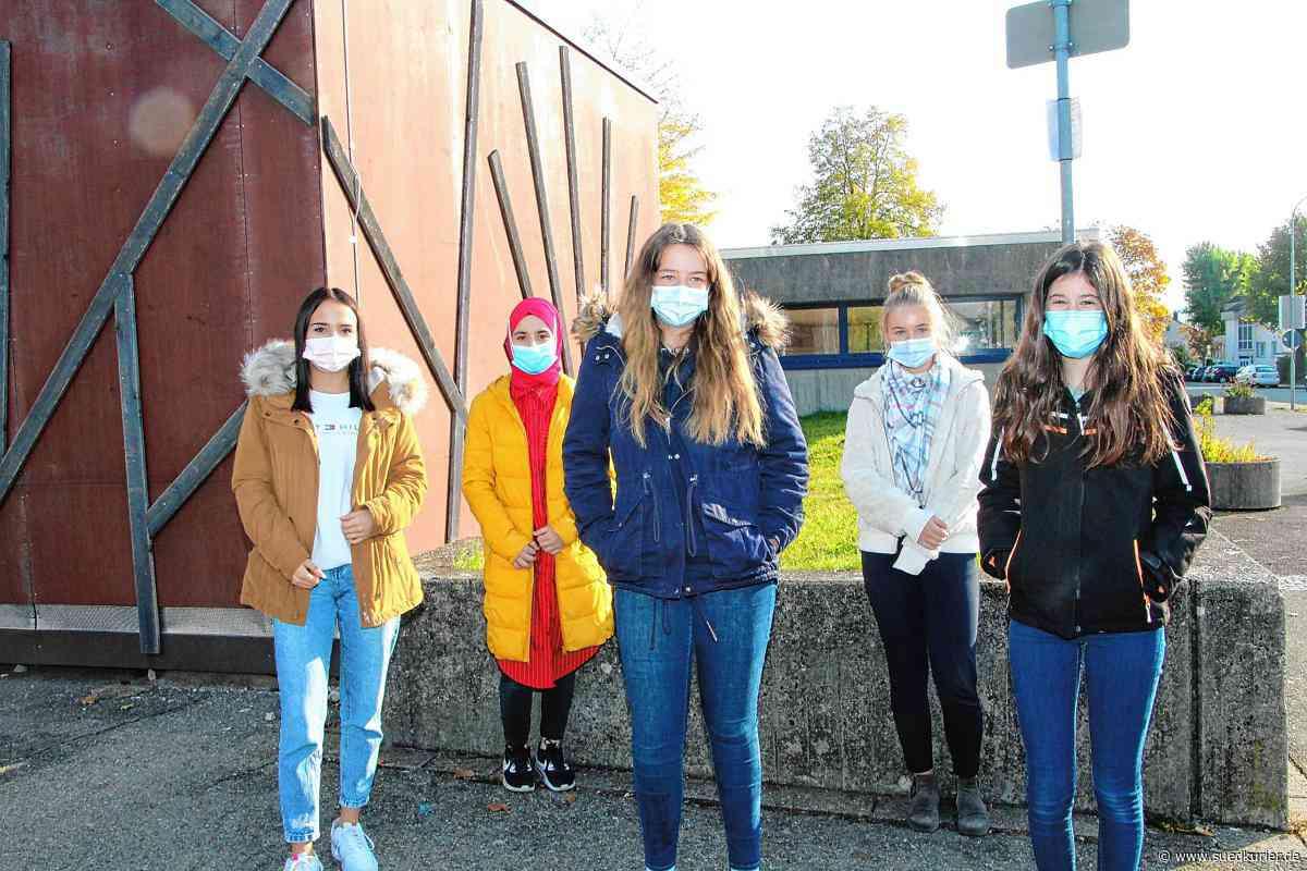 Blumberg: Was Blumberger Realschüler an der Maskenpflicht nicht verstehen - SÜDKURIER Online