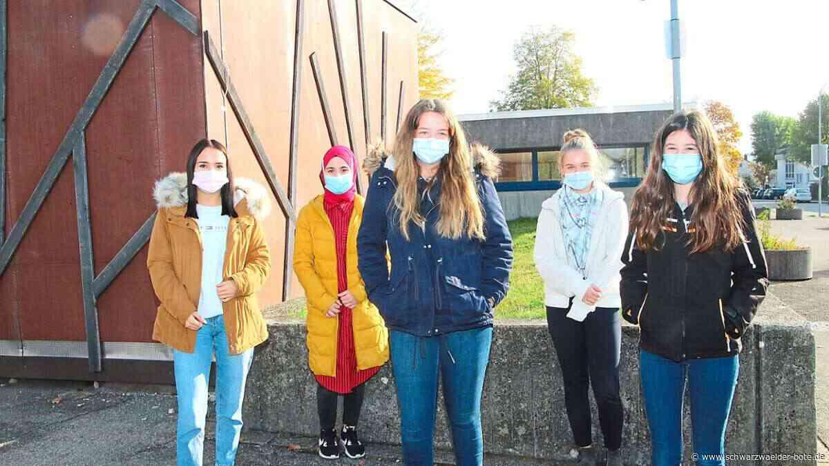 Blumberg: Nicht alle stehen hinter der Maske - Blumberg - Schwarzwälder Bote