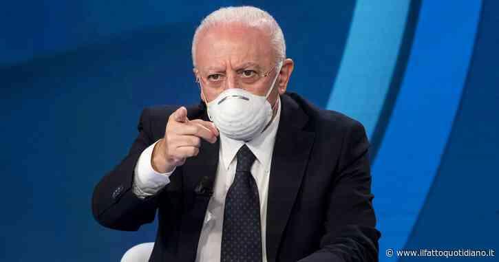 Coronavirus, nuova ordinanza: la Campania proroga le restrizioni fino al 13 novembre
