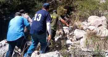 Cae vehículo a barranco cerca de Matehuala; dos muertos - Pulso Diario de San Luis