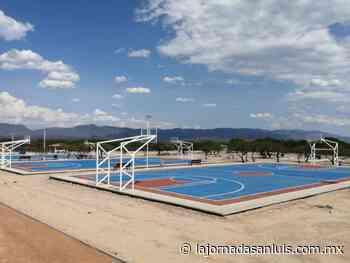 Avanza Parque Tangamanga del Altiplano en Matehuala: Seduvop - La Jornada San Luis