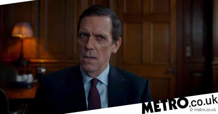 Hugh Laurie warned 'don't be real-life politician' for BBC's Roadkill