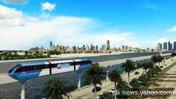 Will the MacArthur Causeway get a $770 million monorail? It could be up to a fast vote