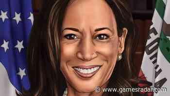 Look inside US Vice Presidential candidate Kamala Harris' comic book biography